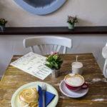 Café Im blauen Fenster